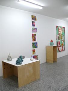 Heavenly Stems, installation view