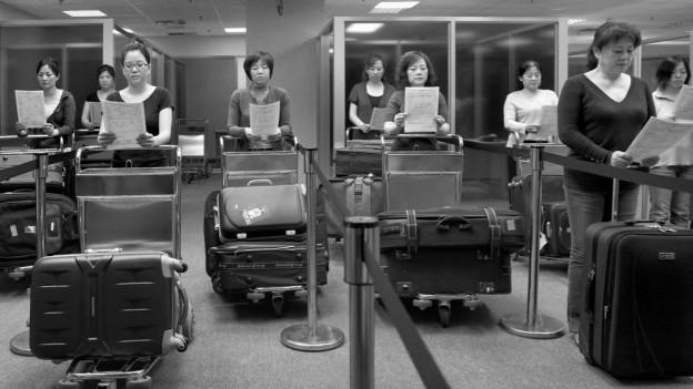 Chen Chieh-jen, 'Empire's Borders I', 2008 – 2009, 35mm transferred to DVD, colour & black and white, sound, single-channel video, 26 min 50 sec