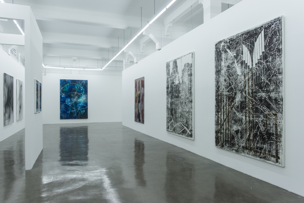 'I Know You Got Soul'(installation view, foreground Kika Karadi), 2015. Courtesy Arndt Singapore.