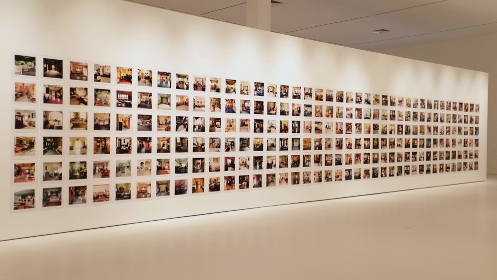 Simryn Gill, 'Dalam', 2001 installation view. Courtesy of NTU Centre for Contemporary Art Singapore