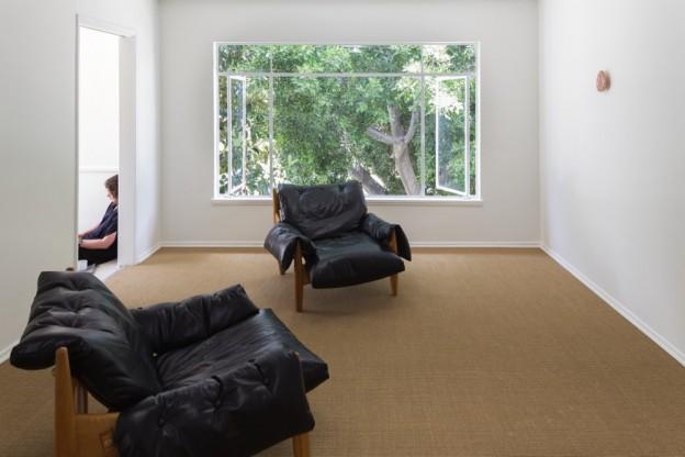 Installation view, Laurel Doody, 2015