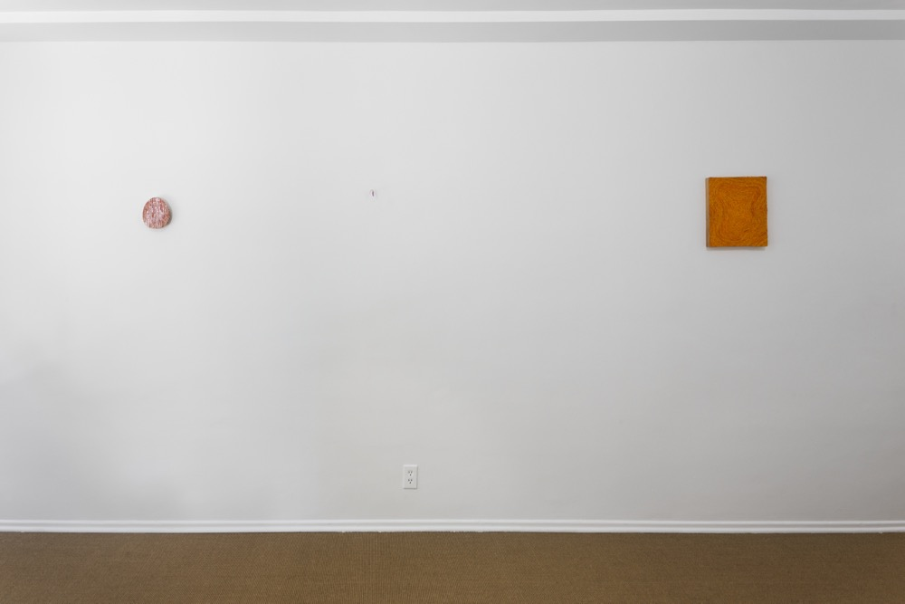 Installation view, Laurel Doody, 2015