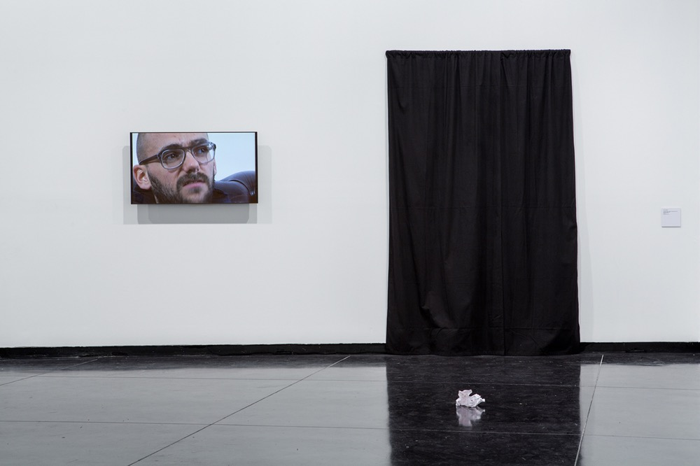 Ryan Gander, installation view, ACCA
