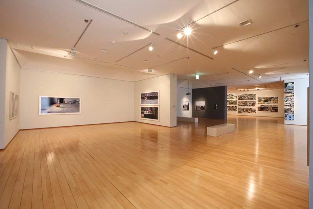 City We Have Known, exhibition view, MMCA Korea, 2015. Courtesy MMCA Korea