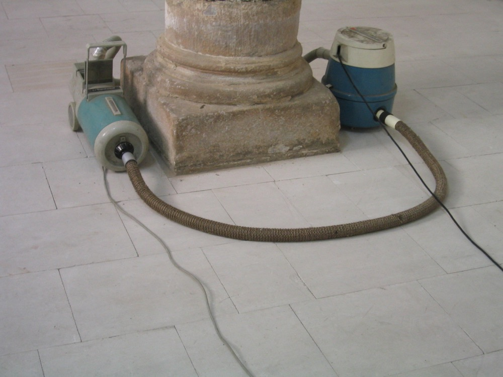 Sebastian Moldovan, 'Closed Systems – Vacuum Cleaner', object, 2005. Courtesy the artist