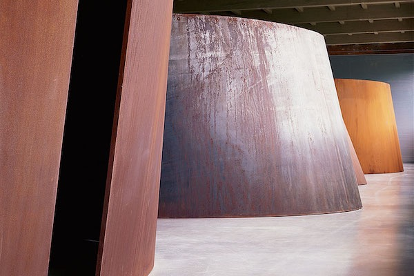 Torqued Ellipse, Richard Serra. Dia Art Foundation, Beacon. NY